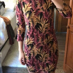 Dresses & Skirts - Leaf Dress